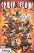 Spider-Geddon (2018 Marvel) 1A