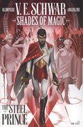 Shades of Magic The Steel Prince (2018 Titan Comics) 1A