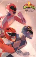 Mighty Morphin Power Rangers (2016 Boom) 1FORBID/JET