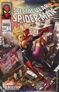 Peter Parker Spectacular Spider-Man (2017 1st Series) 1CAMPDSIGN