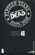 Walking Dead 15th Anniversary (2018 Image) 48BAG