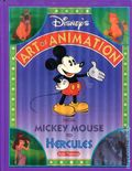 Disney's Art and Animation (2007 Hyperion) From Mickey Mouse to Hercules 1-1REP