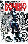 Domino (2018 Marvel) 1CAMPBELL.C