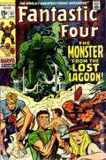 Fantastic Four (1961 1st Series) 97