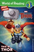 World of Reading: The Mighty Thor - This is Thor SC (2017 Marvel Press) Level 1 1-1ST