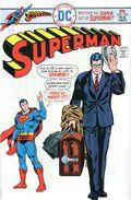Superman (1939 1st Series) Mark Jewelers 296MJ