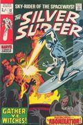 Silver Surfer (1968) UK Edition 12UK