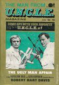 Man from U.N.C.L.E. Magazine (1967-1968 Leo Margulies Corp Digest) Vol. 3 #5