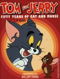 Tom and Jerry Fifty Years of Cat and Mouse HC (1991 Crescent Books) 1-1ST