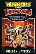 Horrors and Unpleasantries TPB (1982 Popular Press) 1-1ST