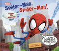 Spider-Man, Spider-Man! HC (2018 Marvel Press) Includes CD with Song 1-1ST