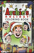 Archie's Holiday Coloring Book SC (2018 Archie) 1-1ST