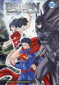 Batman and the Justice League GN (2018 A DC Comics Digest) By Shiori Teshirogi 1-1ST
