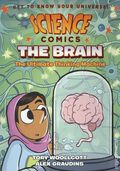 Science Comics The Brain GN (2018 First Second) The Ultimate Thinking Machine 1-1ST