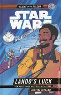 Star Wars Lando's Luck HC (2018 Disney Press/Lucasfilm) A Flight of the Falcon Book 1-1ST