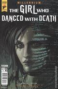 Girl Who Danced With Death Millenium Saga (2018 Titan) 3A