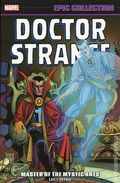 Doctor Strange Master of the Mystic Arts TPB (2018 Marvel) Epic Collection 1-1ST