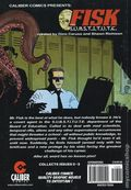 Fisk the SUBSTITUTE TPB (2018 Caliber) The Complete Case Files 1-1ST