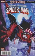 Peter Parker Spectacular Spider-Man (2017 2nd Series) 311