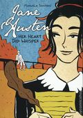 Jane Austen Her Heart Did Whisper GN (2018 Lerner) Graphic Universe 1-1ST