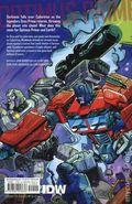 Optimus Prime TPB (2017 IDW) Transformers 4-1ST