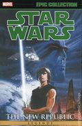 Star Wars Legends: The New Republic TPB (2015 Marvel) Epic Collection 4-1ST