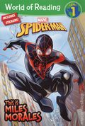 World of Reading: Spider-Man - This is Miles Morales SC (2018 Marvel Press) Level 1 1-1ST