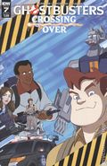 Ghostbusters Crossing Over (2018 IDW) 7A