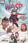 Unstoppable Wasp (2018) 1A