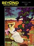 Beyond Fantasy Fiction (1953-1955 Galaxy Publishing) Vol. 2 #2