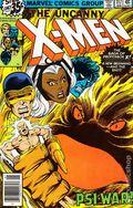 Uncanny X-Men (1963 1st Series) 117