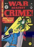 War Against Crime HC (1993 Russ Cochran) 1-1ST