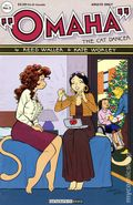Omaha the Cat Dancer (1994 Vol. 2 Fantagraphics) 2