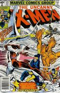 Uncanny X-Men (1963 1st Series) Mark Jewelers 121MJ