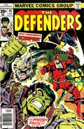 Defenders (1972 1st Series) 46
