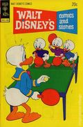 Walt Disney's Comics and Stories (1940 Dell/Gold Key/Gladstone) Mark Jewelers 402MJ