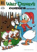 Walt Disney's Comics and Stories (1940 Dell/Gold Key/Gladstone) 232