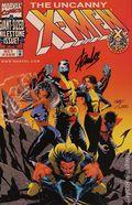 Uncanny X-Men (1963 1st Series) 360DF.SIGNED.B