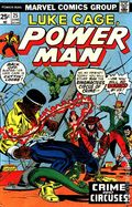 Power Man and Iron Fist (1972) Mark Jewelers 25MJ