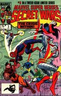 Marvel Super Heroes Secret Wars (1984) 3