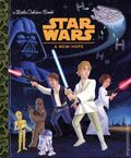 Star Wars A New Hope HC (2015 A Little Golden Book) 1-1REP