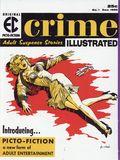 Crime Illustrated HC (2006 Gemstone) 1-1ST