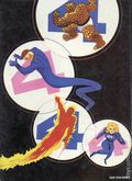 Fantastic Four Annual HC (1969-2007 Marvel UK) 1971