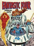 Fantastic Four Annual HC (1969-2007 Marvel UK) 1979