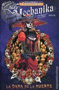 Lady Mechanika La Dama de la Muerte (2017 Benitez Productions) Halloween Comicfest 2018