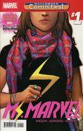 Ms. Marvel (2014 3rd Series) Halloween ComicFest 1