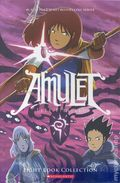Amulet GN (2008- Scholastic Press) SET#01C