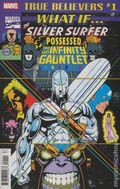 True Believers What If Silver Surfer Possessed Gauntlet (2018) 1