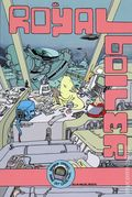 Royalboiler: Brandon Graham's Drawn Out Collection SC (2018 Image) 1-1ST