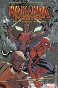 Wakanda Forever TPB (2018 Marvel) 1-1ST